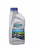 RAVENOL Scooter 4-T Semi Synthetic Engine Oil