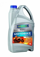 RAVENOL Motobike V-Twin 20W-50 Mineral Engine Oil