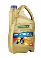 RAVENOL Motobike 4-T 15W-40 Engine Oil