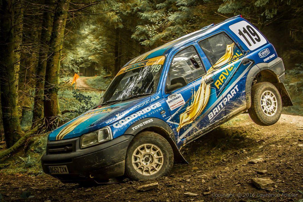 Ravenol UK - The Welsh Hill Rally 2018