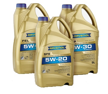 RAVENOL Engine Oils