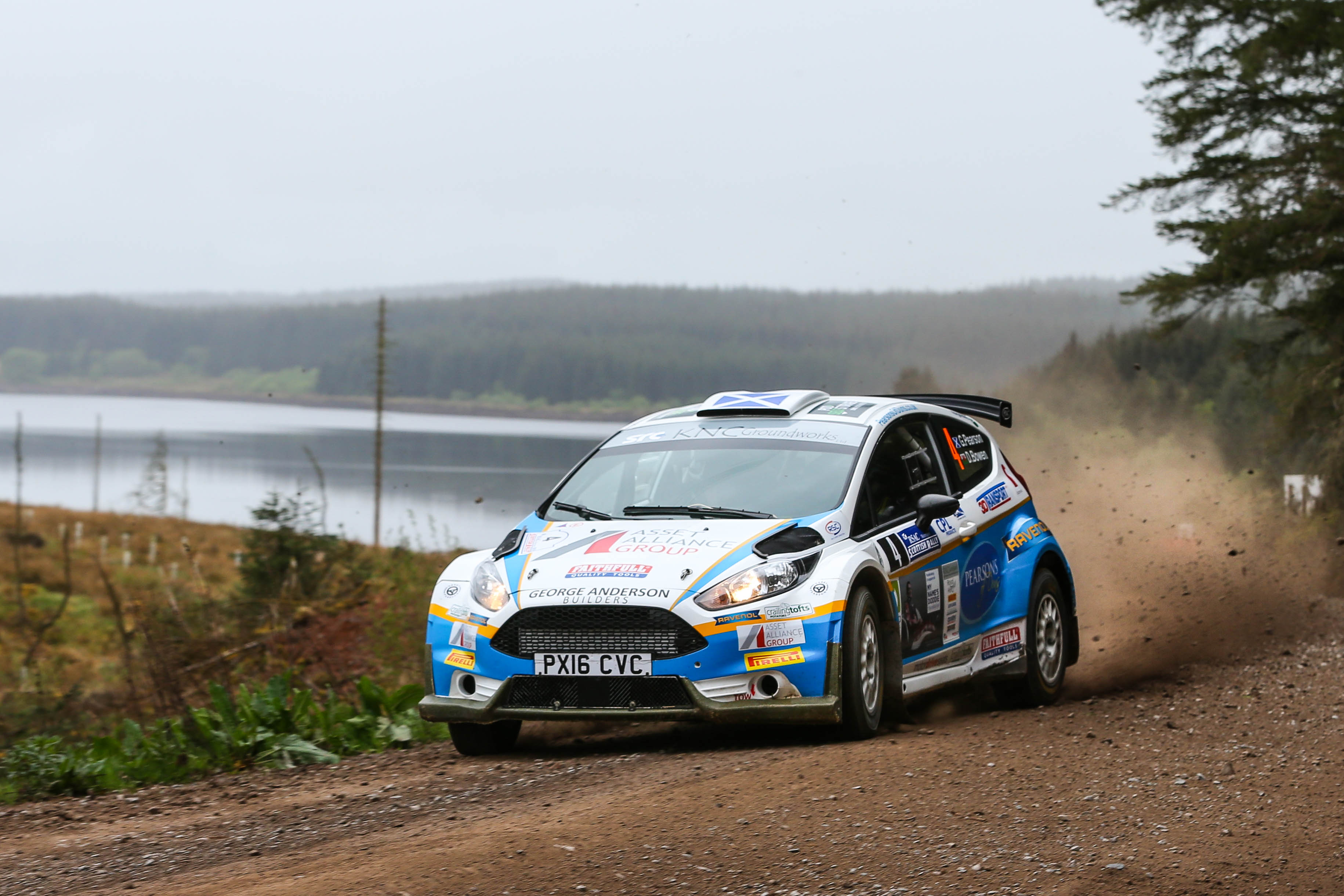 RAVENOL partner Garry Pearson still in SRC title fight after finishing 3rd
