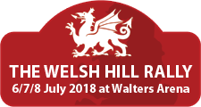 Welsh Hill Rally