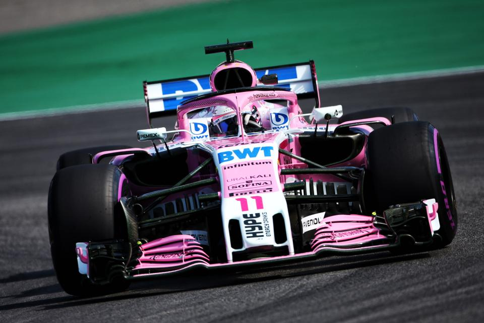 Force India formula One Team head to the Hungaroring for the Hungarian Grand Prix