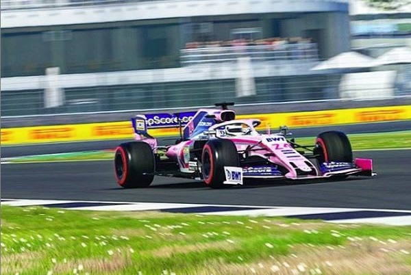 Marcel Kiefer got his first F1 Esports win at Silverstone