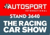 RAVENOL will be at Autosport International, Hall 3 Stand 3640