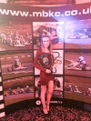 Kirsty Hockly Kart Racing Driver