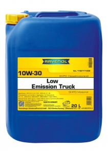 RAVENOL Low Emission Truck 10W-30