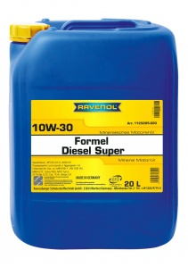 RAVENOL Formel Diesel Super 10W-30 Truck Engine Oil