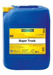 RAVENOL Super SAE 40 Truck Engine Oil