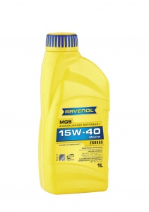 RAVENOL MGS 15W-40 Gas Engine Oil