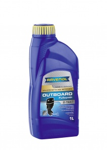 RAVENOL 2T Full Synthetic Outboard Engine Oil