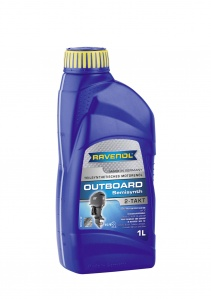 RAVENOL 2T Semi Synthetic Outboard Engine Oil