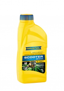 RAVENOL SCOOTER 2T Mineral Engine Oil