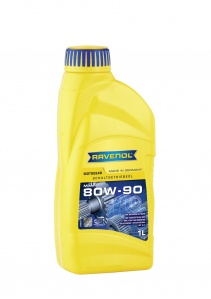 RAVENOL Motogear 80W-90 GL4 Gear Oil