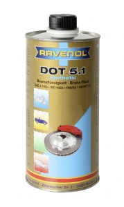 RAVENOL DOT 5.1 Brake Fluid