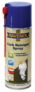 RAVENOL Carburettor Cleaner Spray - 400ml