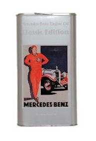Mercedes Benz Classic Edition SAE 30