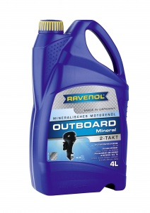 RAVENOL 2T Mineral Outboard Engine Oil
