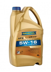 RAVENOL  USVO HFE 5W-16 Engine Oil