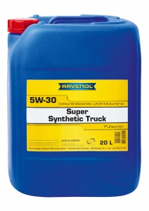 RAVENOL Super Synthetic 5W-30 Truck Engine Oil
