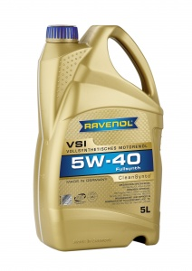 RAVENOL VSI 5W-40 Engine Oil