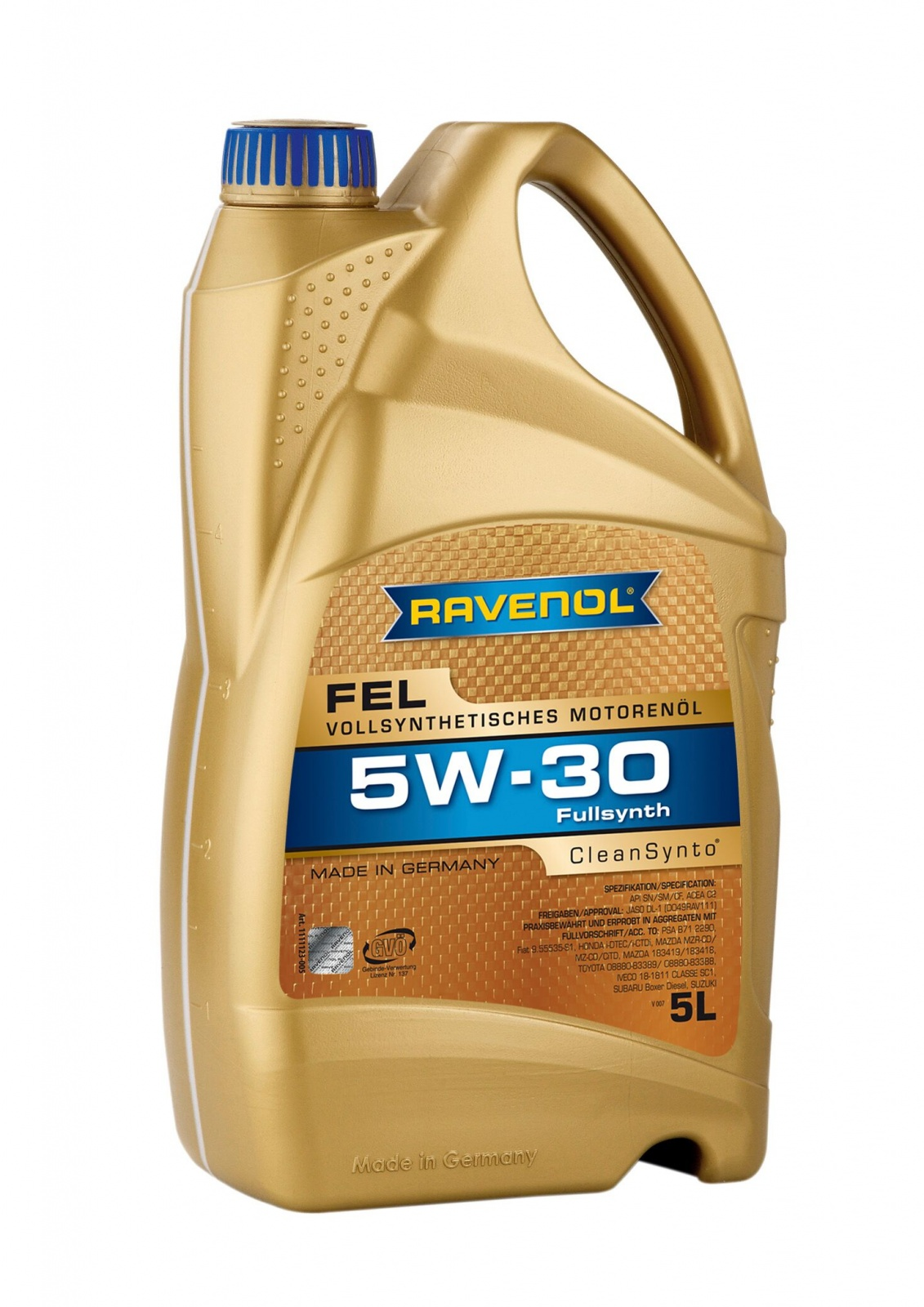 RAVENOL FEL 5W-30 Engine Oil