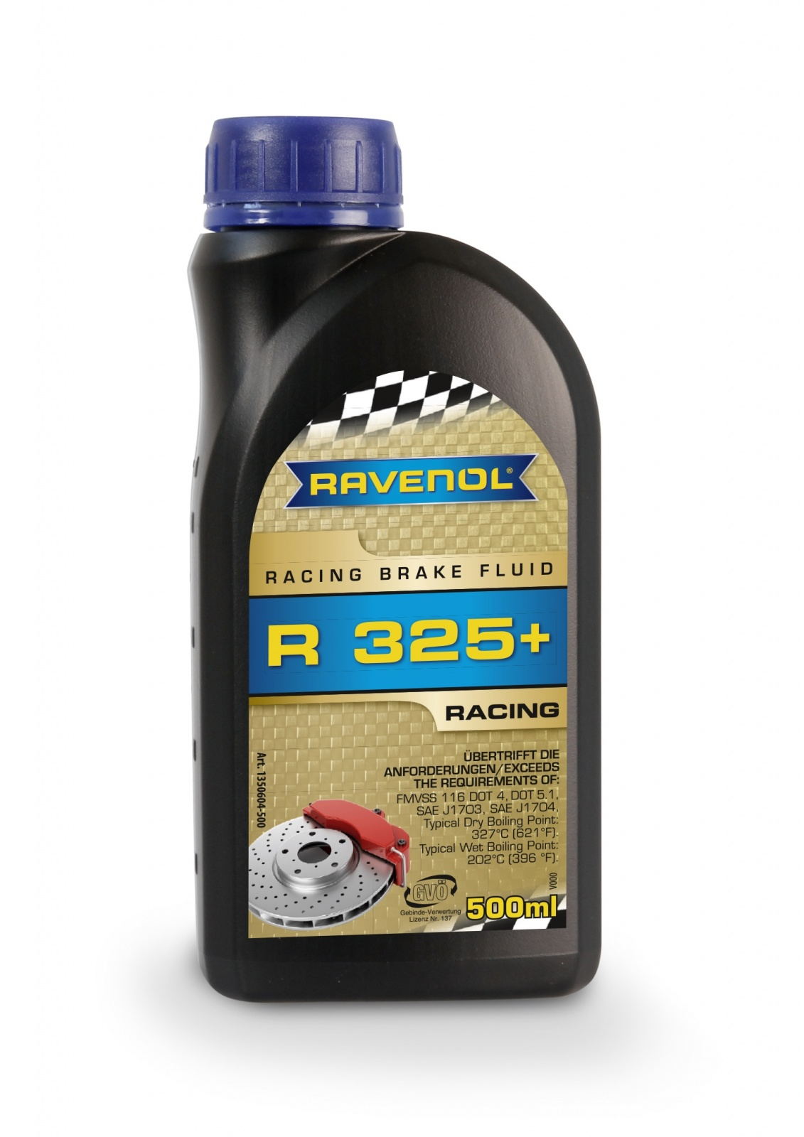 ravenol racing brake fluid R325+