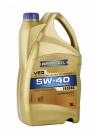 RAVENOL VEG 5W-40 Gas Engine Oil