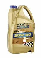 RAVENOL RHV 20W-60 Racing  Engine Oil