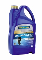 RAVENOL Outboard 2T Full Synth.