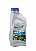RAVENOL SCOOTER 2T Semi Synthetic Engine Oil