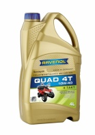 RAVENOL QUAD 4T 10W-40 Engine Oil