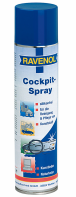 RAVENOL Cockpit-Spray, 400ml