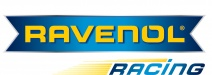RAVENOL Racing Car Sticker