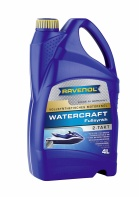 RAVENOL WATERCRAFT 2T Full Synthetic Engine Oil - 4 Litres